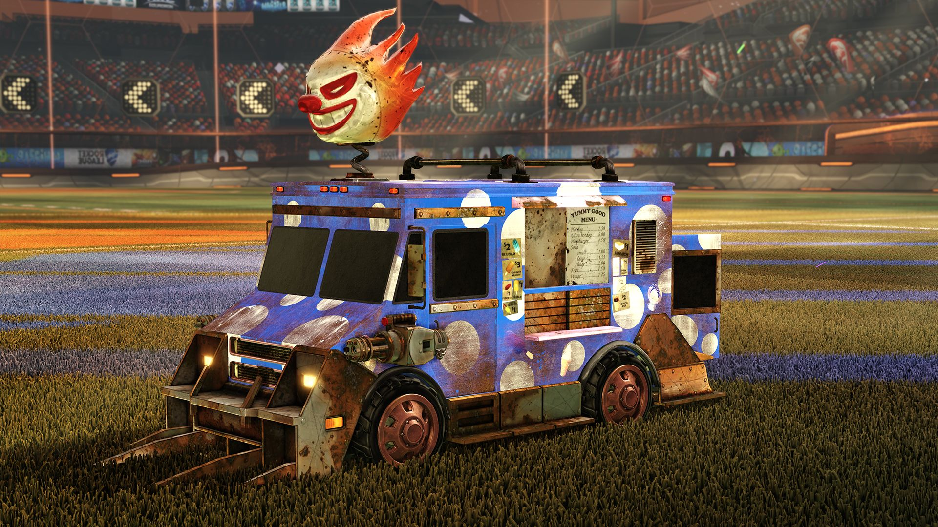 Sweet Tooth, PS4, Twisted Metal