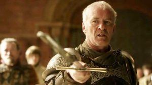Barristan Selmy the Bold from Game of Thrones