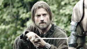 Jaime Lannister the Kingslayer from Game of Thrones