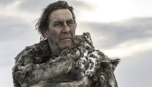 Mance Rayder from Game of Thrones