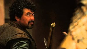 Syrio Forel the first sword of Braavos from Game of Thrones