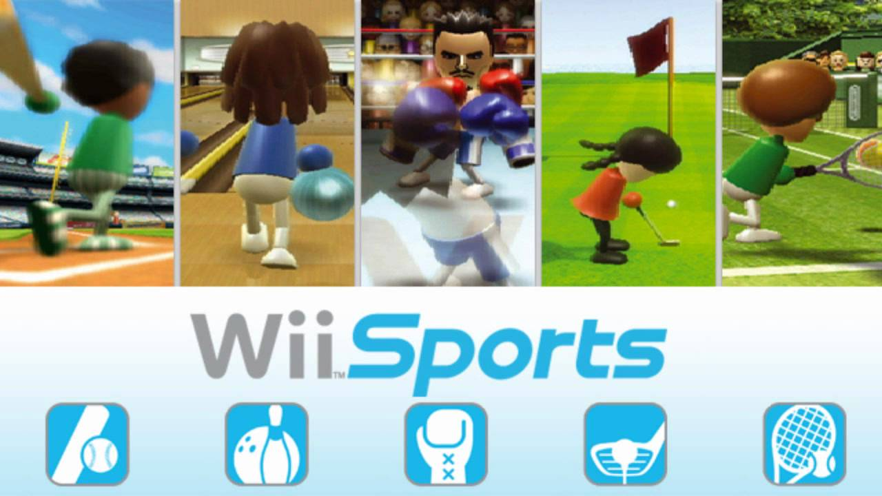 Wii Sports Co-Op Games