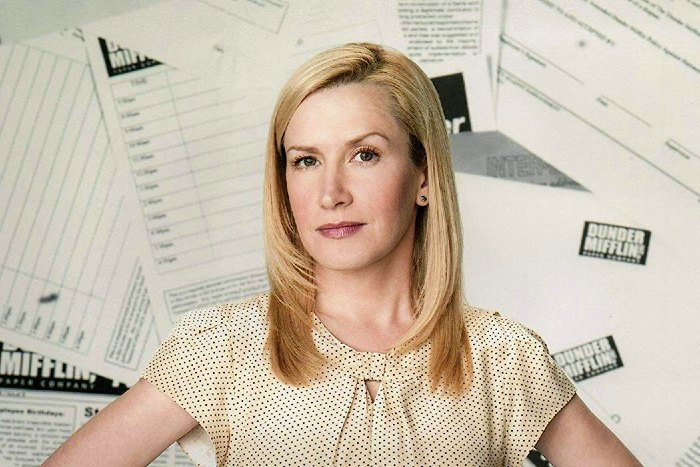 The Office Cover, Angela Martin